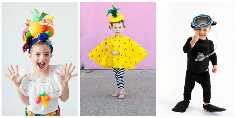 20 homemade halloween costumes for kids diy ideas for kids costumes solutioingenieria Gallery