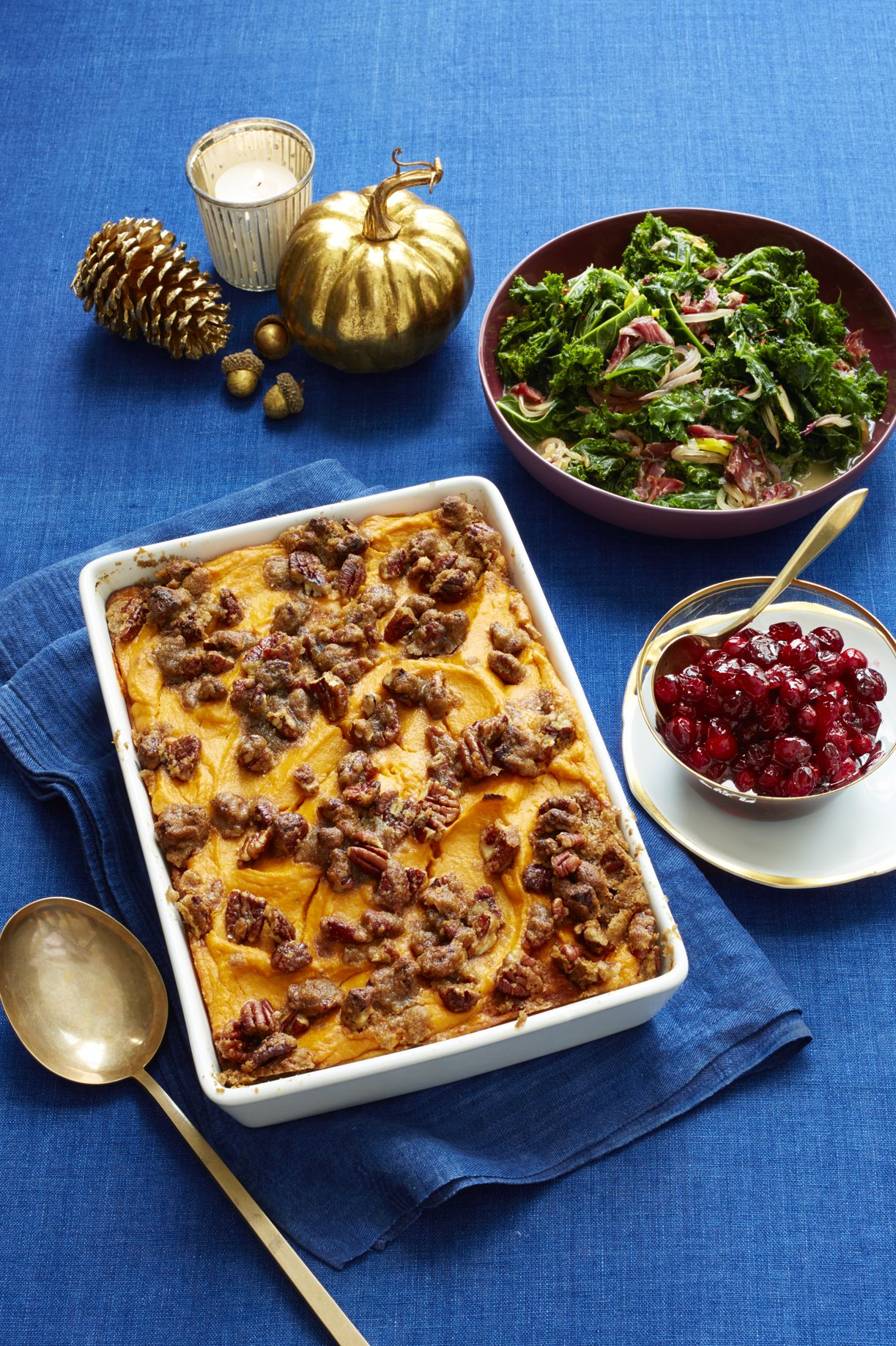 Sweet Potato Casserole Thanksgiving Side Dishes