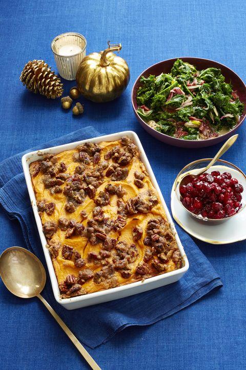 Sweet Potato Casserole Thanksgiving Side Dishes