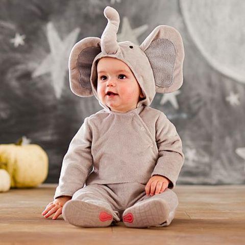 baby elephant costume