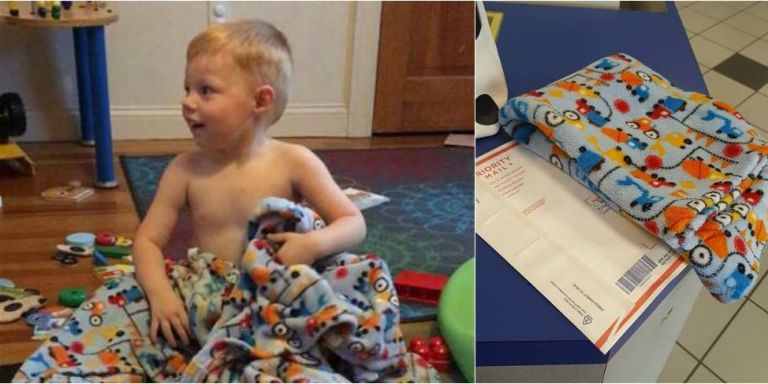 Thousands Rally to Help a Mom Find This Discontinued Blanket for Her Autistic Son