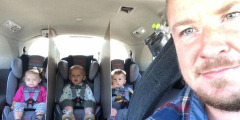 Backseat Triplets