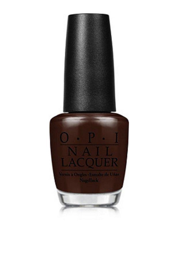 Best Dark Nail Polish Colors - Nail Polish for Fall and Winter 2016 ...