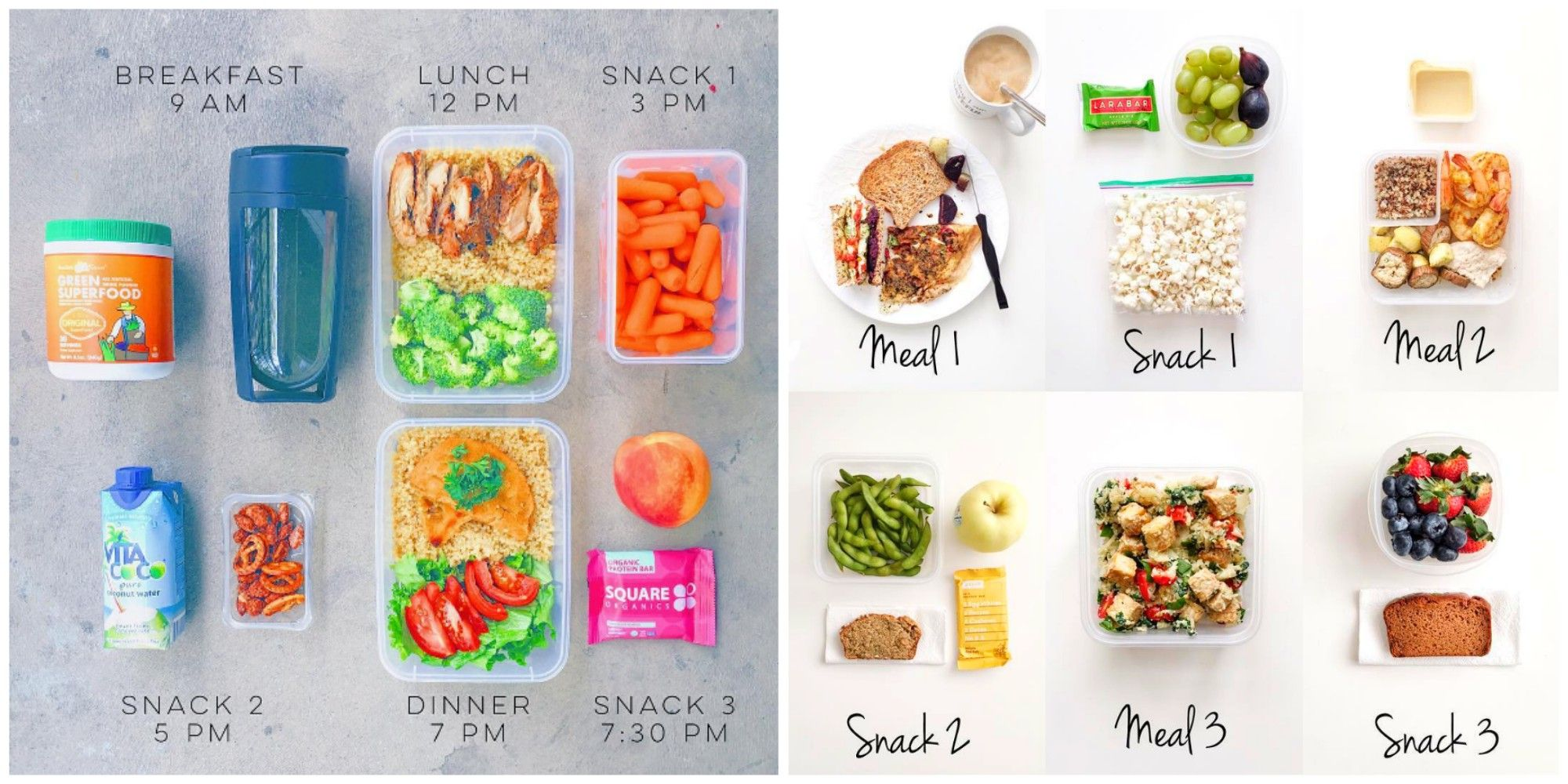 12 healthy meal prep ideas that will save you on busy days forumfinder Image collections