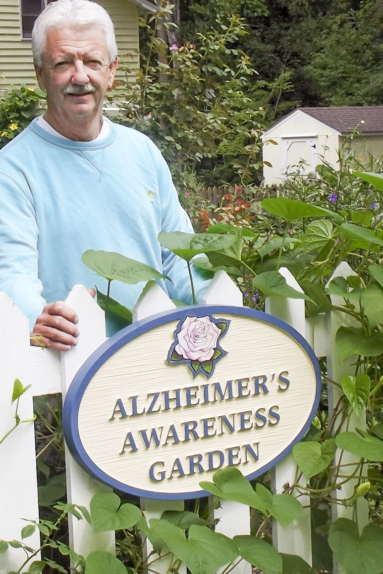 Alzheimer's Awareness Garden
