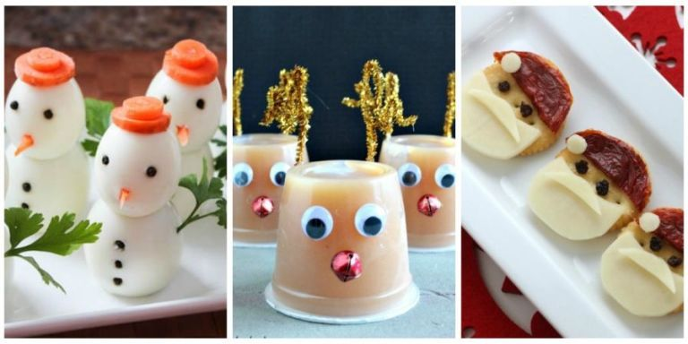 17 Healthy Christmas Snacks For Kids