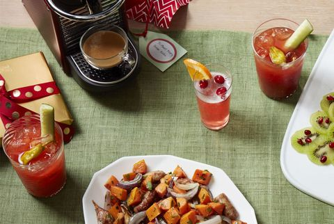 Spicy Pickle Bloody Mary Recipe