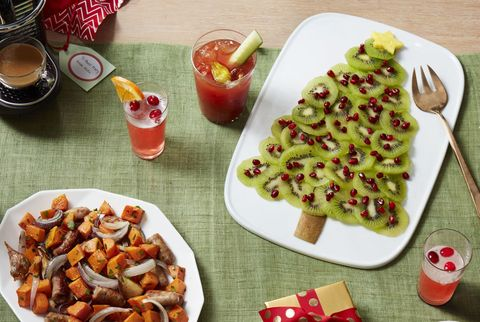 Orange-Cranberry Mimosa Recipe