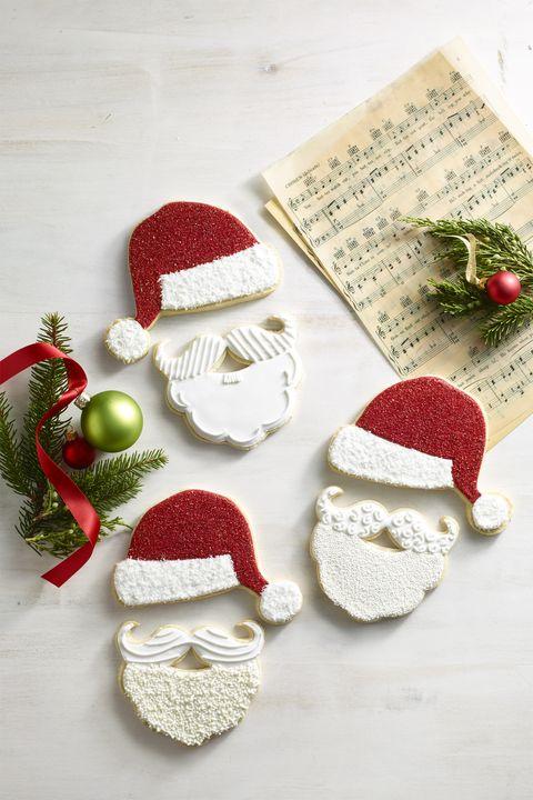 Santa Is Coming To Town Cookies