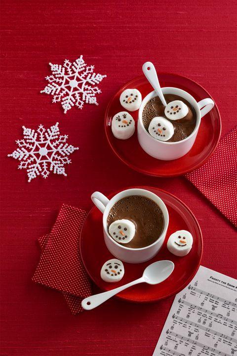 frosty the snowman marshmallows recipe