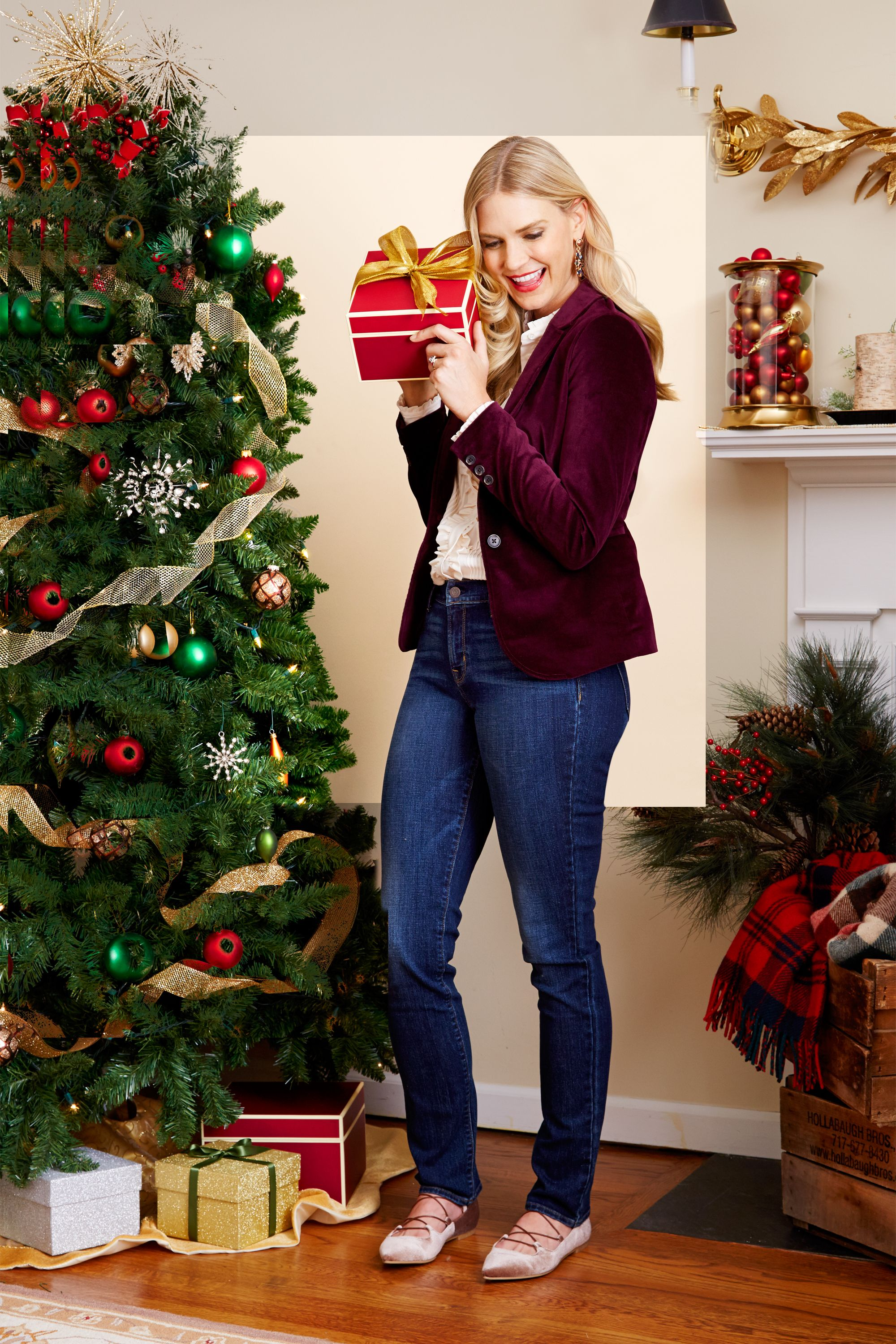 27 cute christmas party outfits what to wear to a holiday party solutioingenieria Choice Image