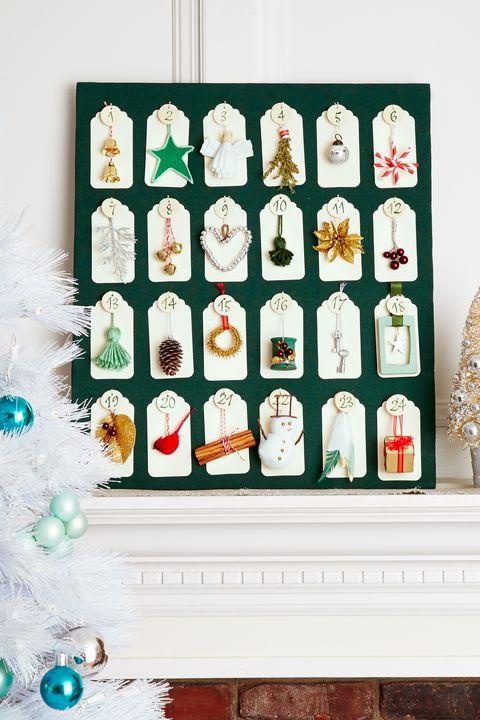 Diy Christmas Ornaments Countdown To