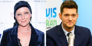 Shannen Doherty, Michael Buble