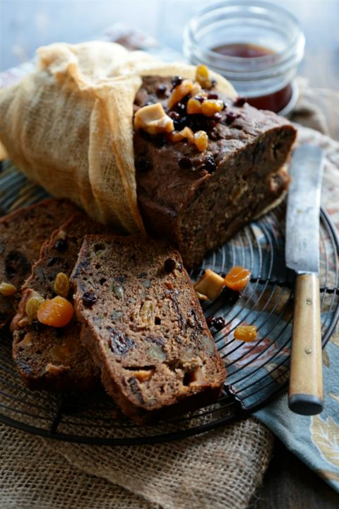 fruitcake recipe brandied fruitcake
