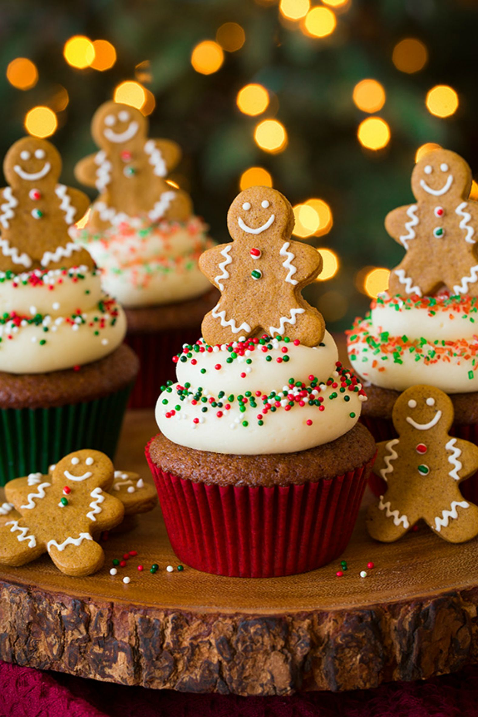 25 Cute Christmas Cupcake Ideas Easy Recipes And