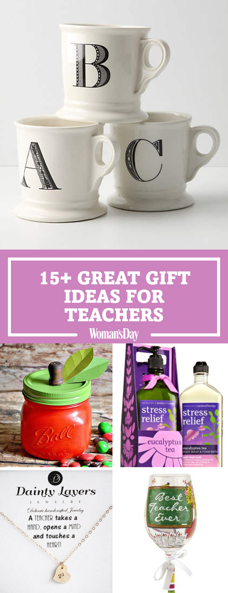17 best teacher gift ideas teacher appreciation gifts for end of 17 best teacher gift ideas teacher appreciation gifts for end of year or christmas negle Images
