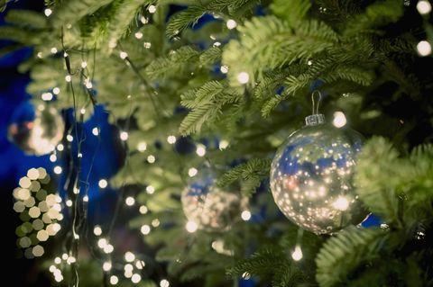 Blue, Event, Christmas decoration, Majorelle blue, Light, Holiday, Christmas ornament, Holiday ornament, Christmas, Ornament,