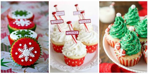 19 cute christmas cupcake ideas easy recipes and decorating tips