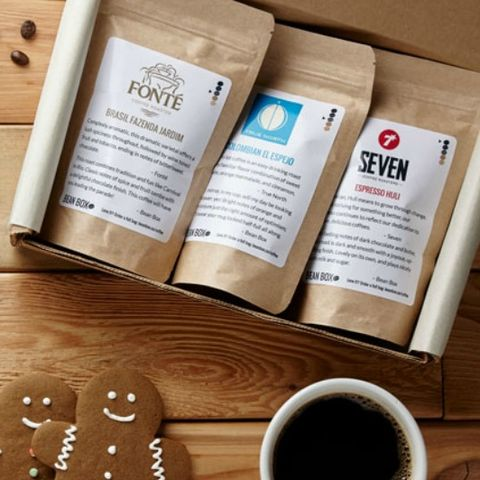 Gifts for coffee lovers The Ultimate Coffee Gift