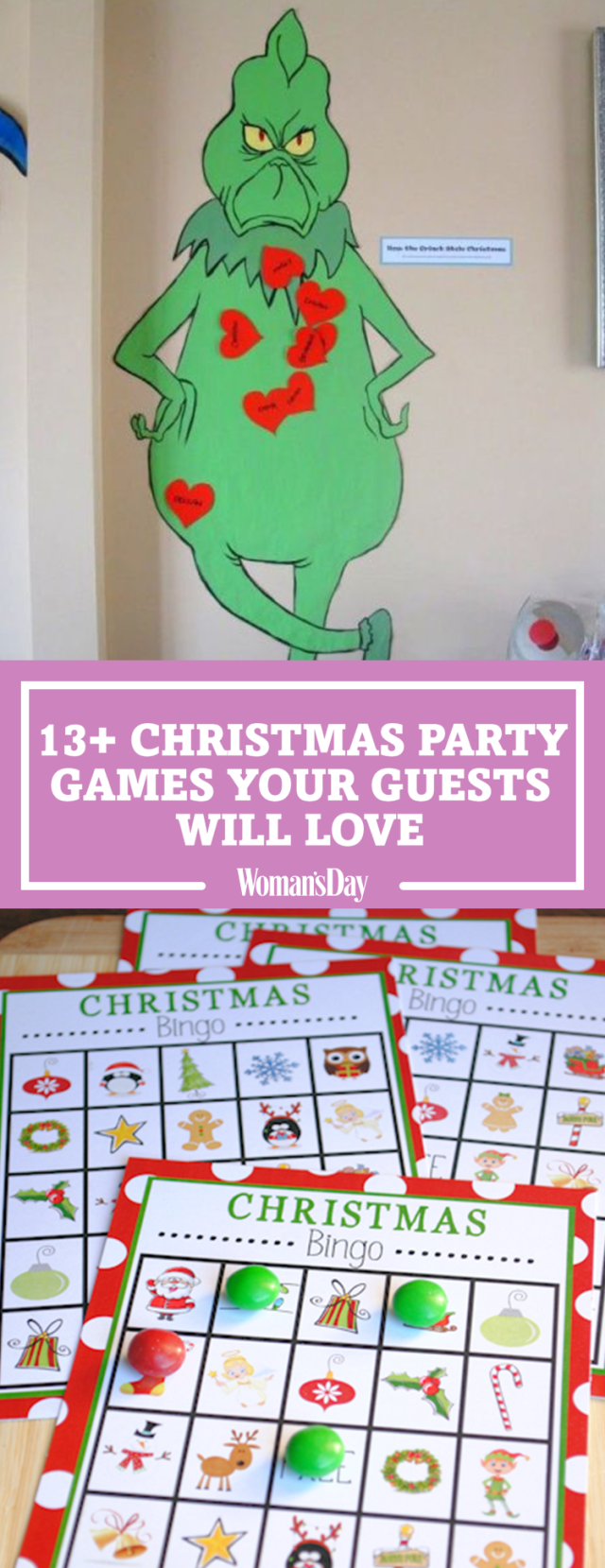 family christmas party games www