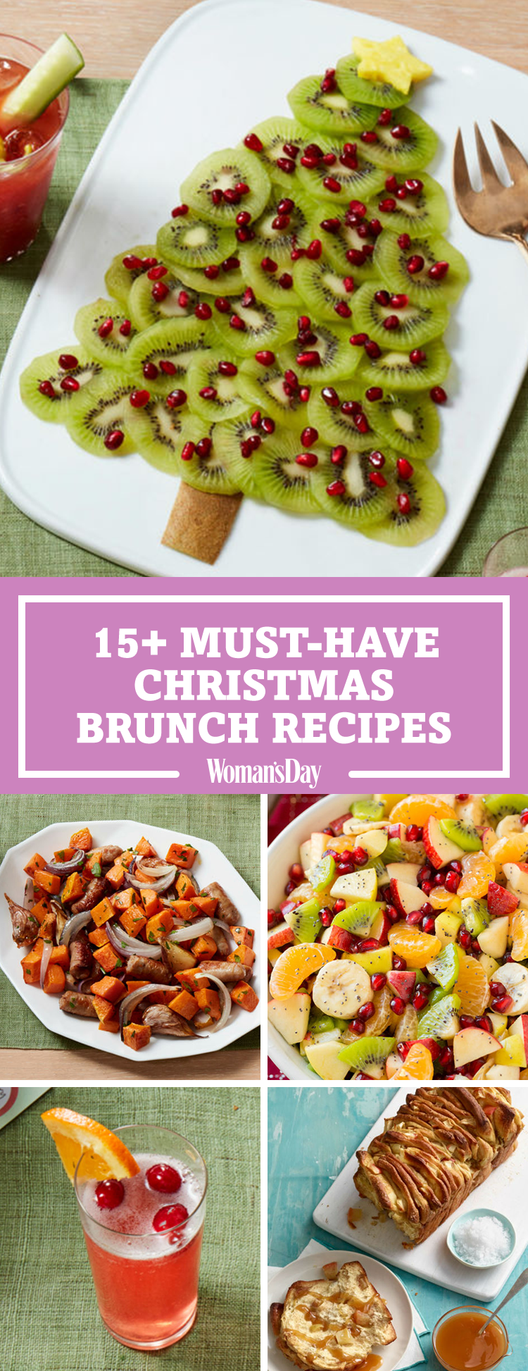 Christmas Brunch The Best Christmas Brunch Menu