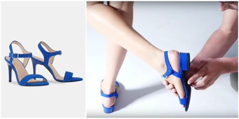 0caf00acc7fb These Shoes Transform From High Heels to Flats When Your Feet Get Tired