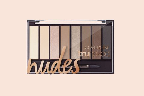 "<p>We love an Urban Decay Naked palette as much as the next woman, but you can't beat the price or accessibility of this gorgeous range of richly-pigmented brown and beige shadows, as well as shimmery highlighters. </p>  <p>CoverGirl's Nudes TruNaked Eye Shadow Palette, $11.99; <a href=""http://bit.ly/2hL1hbz"" target=""_blank"" data-tracking-id=""recirc-text-link"">ulta.com</a>.</p>"