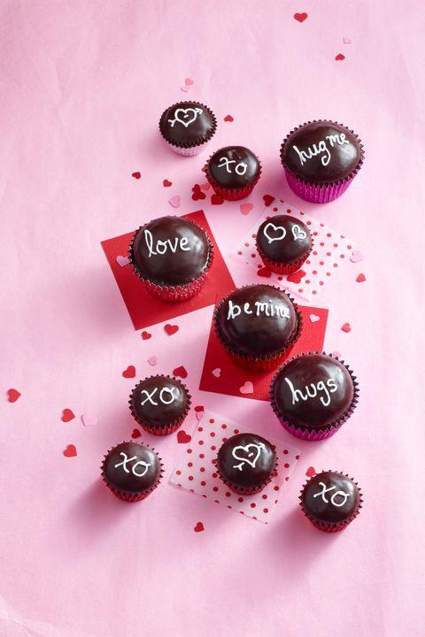 Sweetness, Giri choco, Food, Red, Magenta, Pink, Dessert, Purple, Chocolate, Honmei choco,