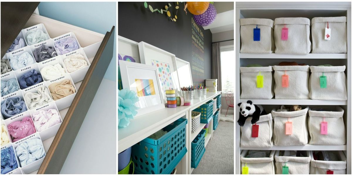Organize Baking Room Ideas