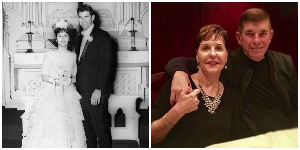 Christian Author Joyce Meyer Celebrates 50 Years With Husband Dave