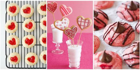 12 Best Valentine S Day Cookies Easy Recipes For Valentine S Day