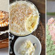 Food, Cuisine, Dress, Ingredient, Pink, Dish, Recipe, Dessert, Peach, Blond,