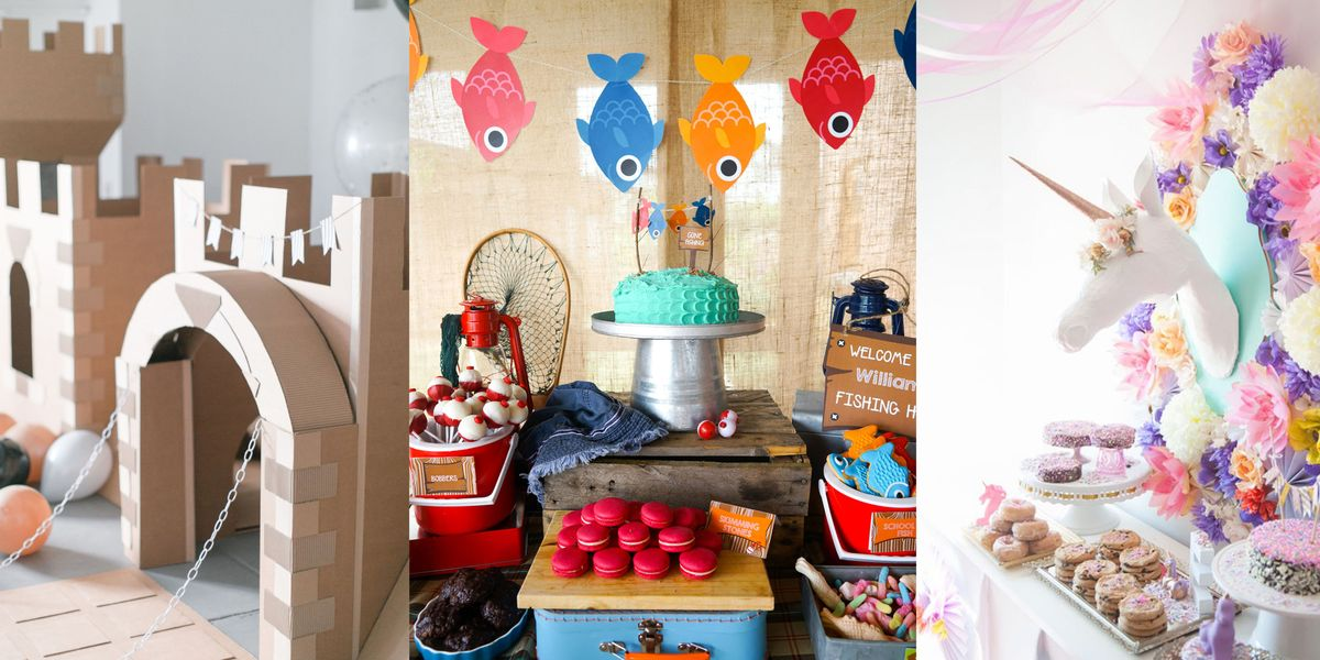 10 Unique Birthday Party Themes For Kids Best Childrens