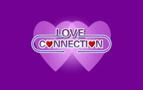 'Love Connection' game show title card