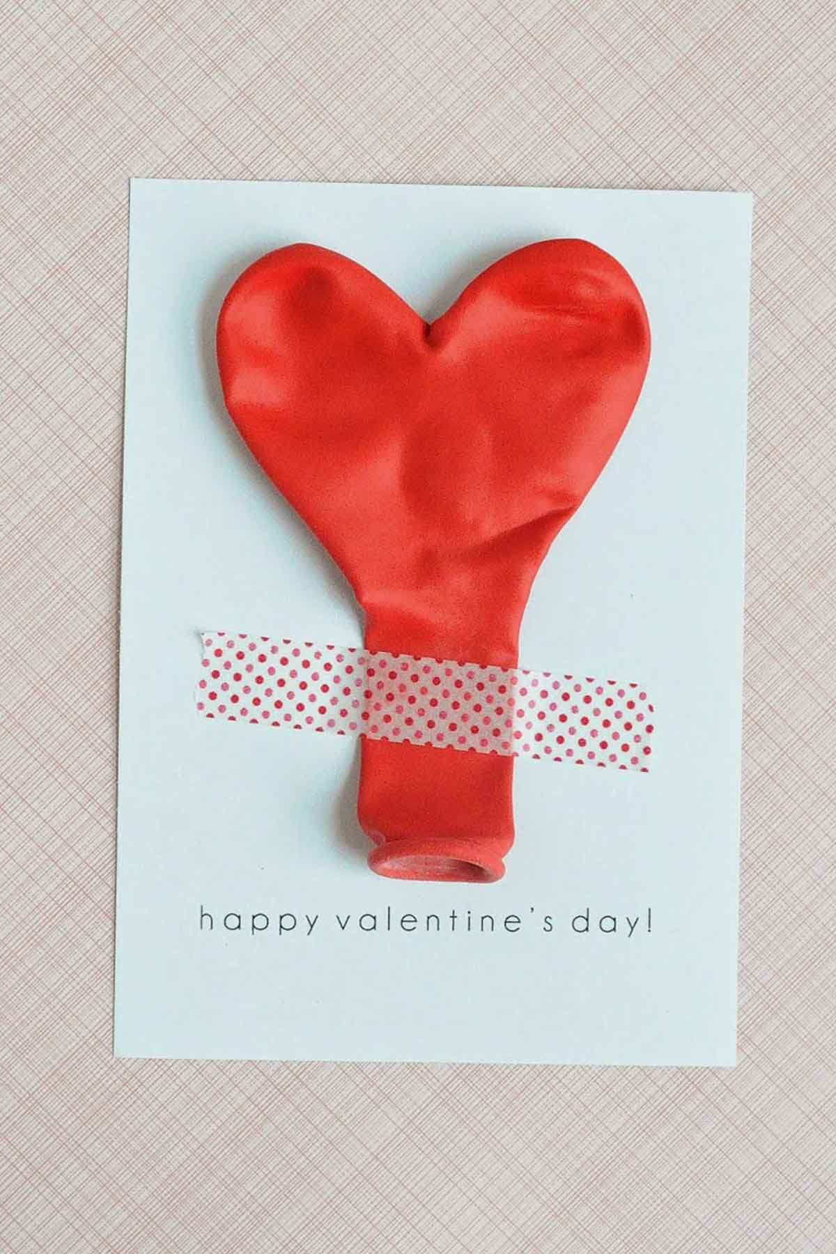 35 Cute Diy Valentine S Day Cards Homemade Card Ideas For
