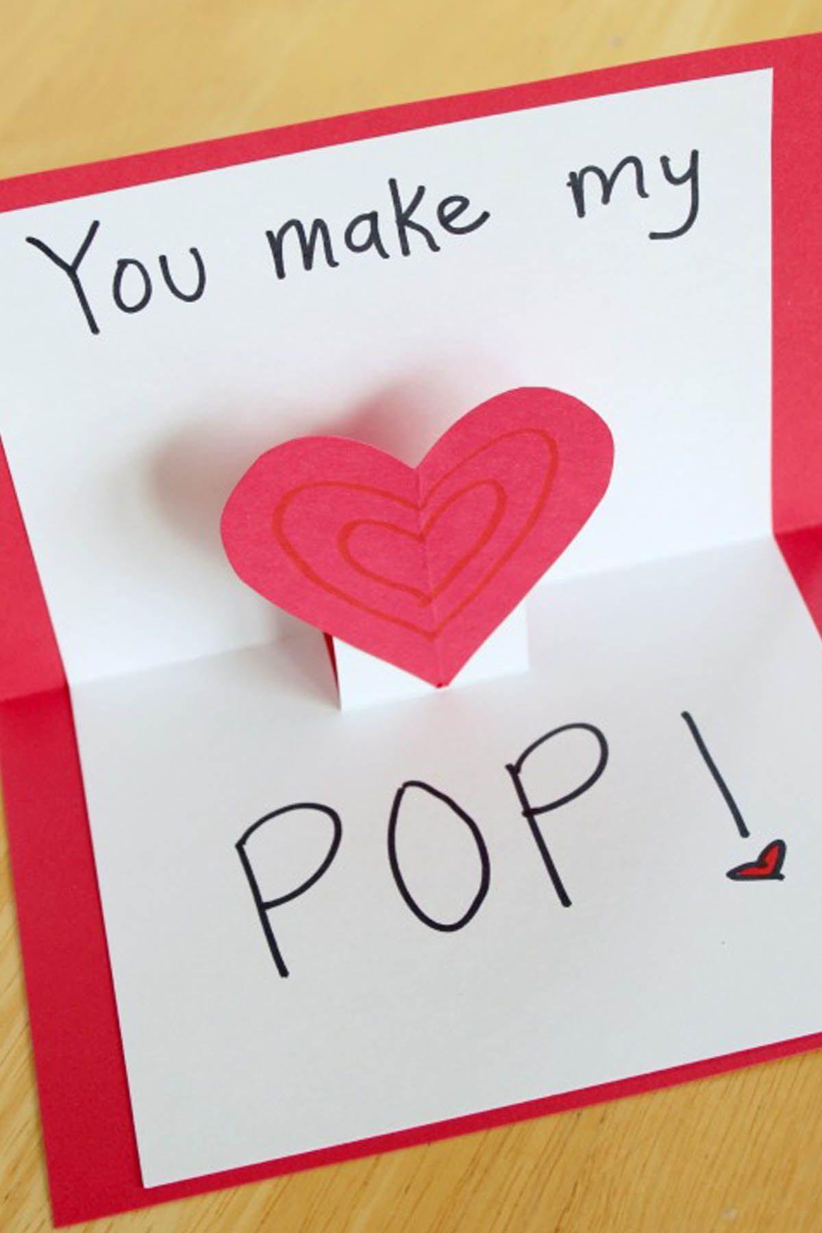 29 Cute Diy Valentine S Day Cards Homemade Card Ideas For