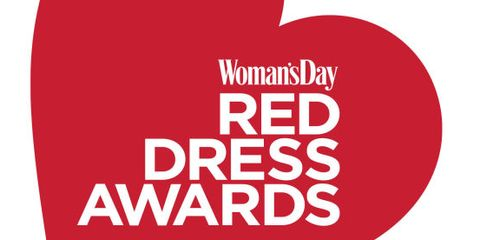 red dress awards host and presenters