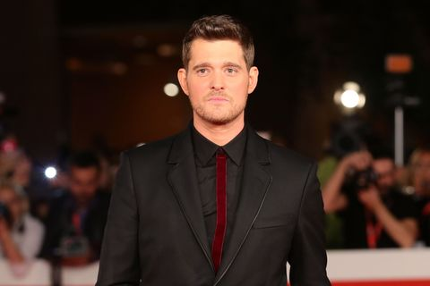 Michael Buble Cancels Hosting for BRIT Awards — Michael Buble
