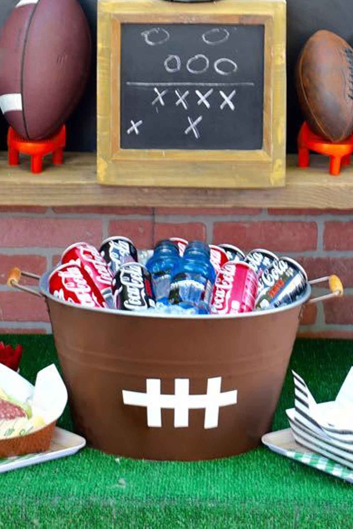 bowl super party if you play a decorations this for be birthday perfect hunt or would decor scavenger football kids plan free printable themed