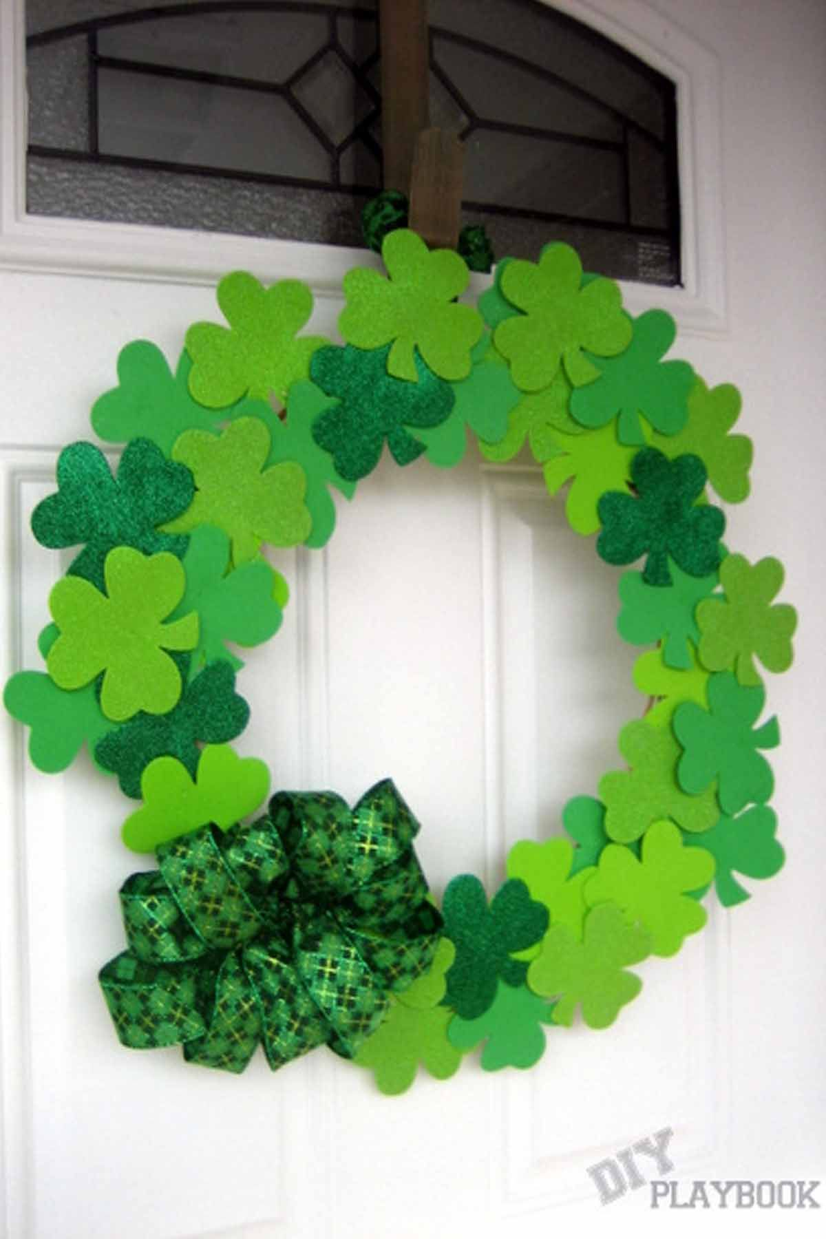 28 St. Patrick\'s Day Crafts for Kids - DIY Project Ideas for St ...
