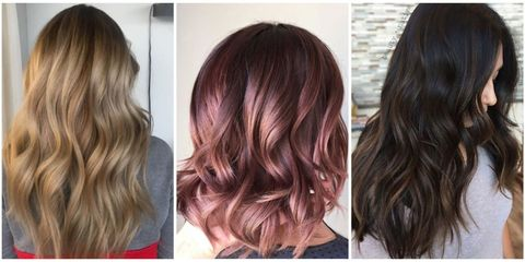 20 Hair Color Ideas and Styles for 2018 - Best Hair Colors and Products