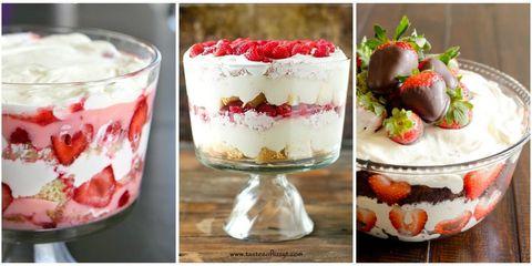 Food, Ingredient, Dessert, Fruit, Sweetness, Produce, Cuisine, Frozen dessert, Tableware, Cranachan,