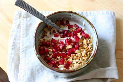 Health foods high in sugar