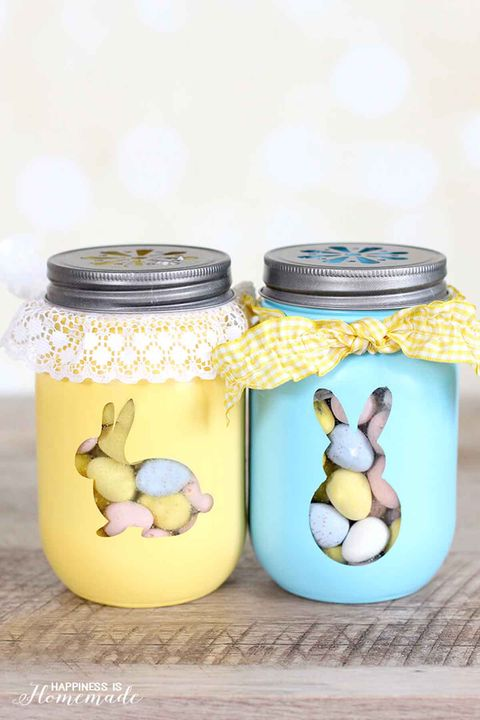 43 Easy Easter Crafts Diy Easter Decorations