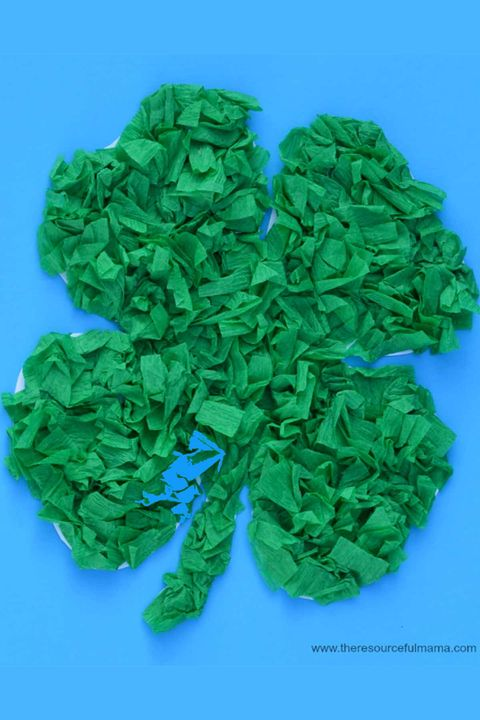 30 St Patrick S Day Crafts For Kids Diy Project Ideas For St