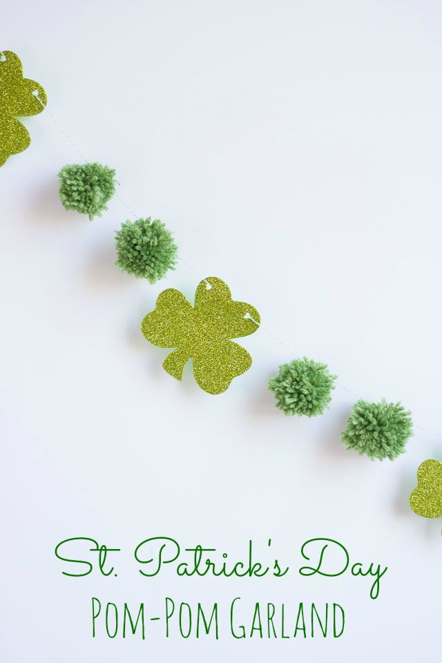 St Patricks Day Crafts Part - 45: 28 St. Patricku0027s Day Crafts For Kids - DIY Project Ideas For St. Paddyu0027s Day