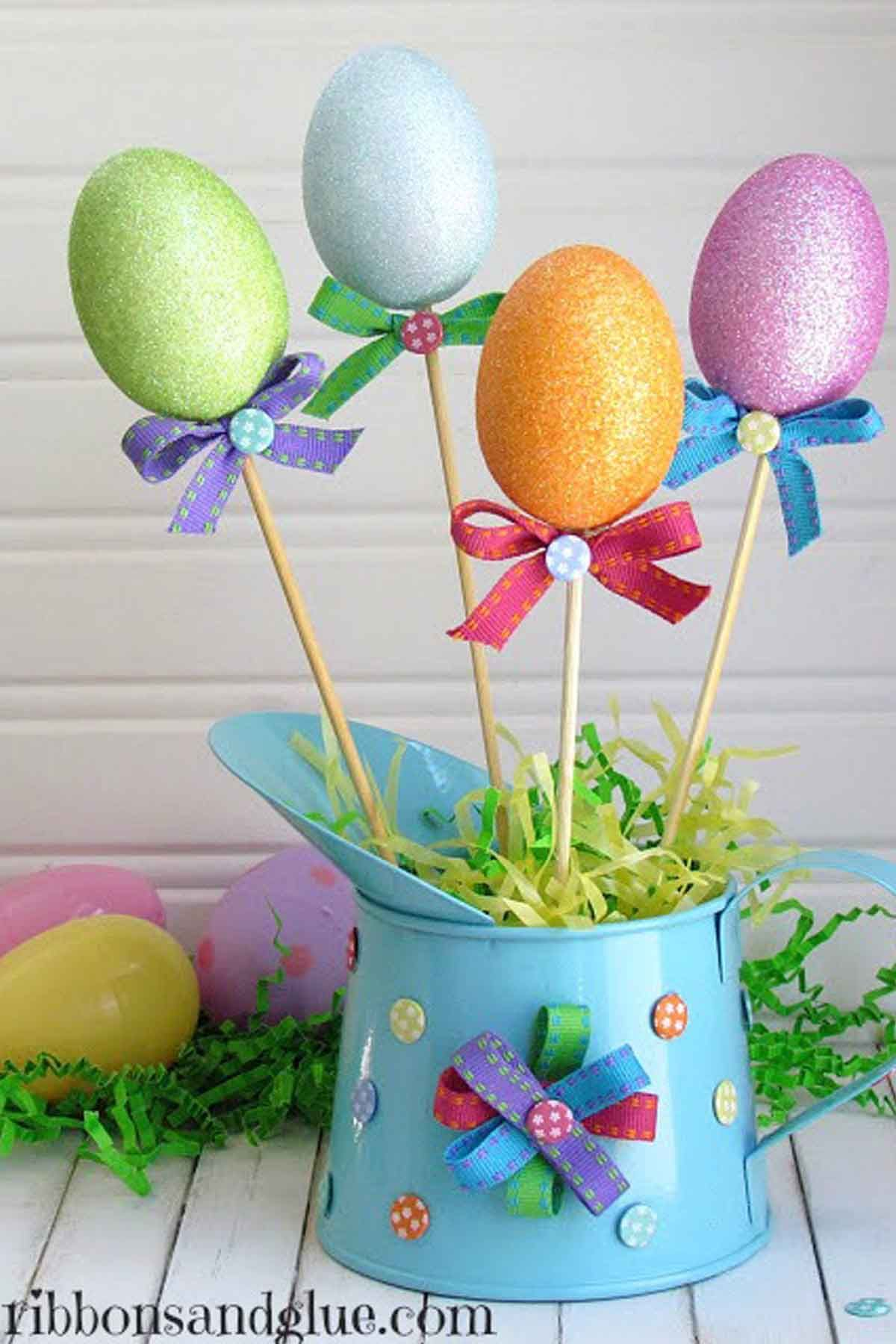 15 dollar store crafts that double as easter decor solutioingenieria Gallery
