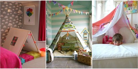 Indoor Forts for Kids — Indoor Forts for Kids to Make