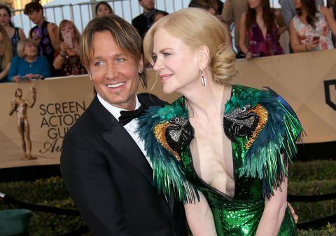 Keith Urban Jokes About Sex Life With Nicole Kidman