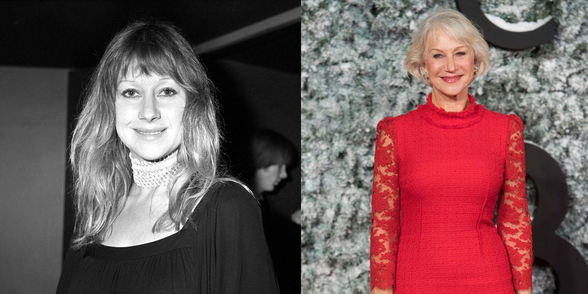 16 Celebs Who Have Aged Gracefully - Shape Magazine